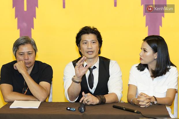 Dustin Nguyễn khởi kiện nhà sản xuất Bóng Đè vì bị cắt vai vô cớ: Tôi phải đòi bằng được quyền lợi chính đáng của mình - Ảnh 3.