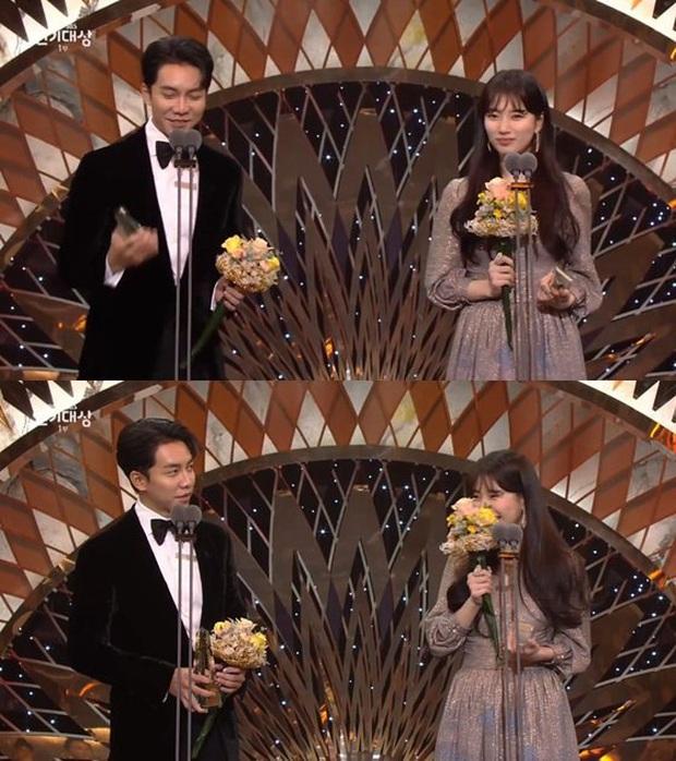 Jang Nara vừa khóc vừa cười ẵm giải bự, phim bạc tỉ Vagabond bất ngờ thua đậm tại SBS Drama Awards 2019 - Ảnh 12.