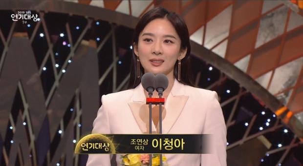 Jang Nara vừa khóc vừa cười ẵm giải bự, phim bạc tỉ Vagabond bất ngờ thua đậm tại SBS Drama Awards 2019 - Ảnh 5.