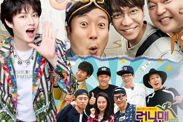 Điểm danh loạt sao Hàn quen mặt với fan Việt trên truyền hình trong suốt thập kỷ qua! - Ảnh 1.