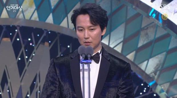 Jang Nara vừa khóc vừa cười ẵm giải bự, phim bạc tỉ Vagabond bất ngờ thua đậm tại SBS Drama Awards 2019 - Ảnh 4.
