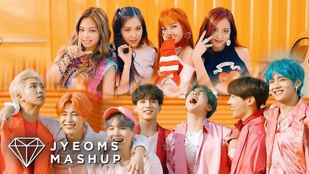 Idol đi show thời 4.0 khác hẳn ngày xưa: BTS và BLACKPINK khó mà xuất hiện cùng nhau! - Ảnh 7.