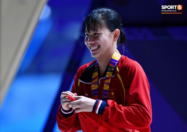 Ánh Viên khép lại SEA Games 30 với 6 huy chương vàng, 2 huy chương bạc - Ảnh 4.