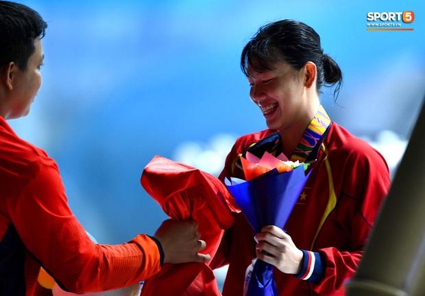 Ánh Viên khép lại SEA Games 30 với 6 huy chương vàng, 2 huy chương bạc - Ảnh 3.