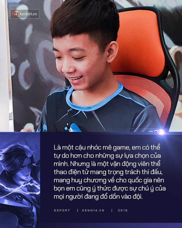 Phỏng vấn độc quyền Saito - Thần đồng của đội tuyển quốc gia Mobile Legends: Bang Bang thi đấu tại SEA Games 30 - Ảnh 3.