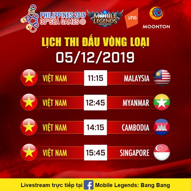 Uyên Pu, Xemesis cùng tiếp lửa cho ĐTQG Mobile Legends: Bang Bang Việt chinh phục huy chương vàng SEA Games 30 - Ảnh 5.