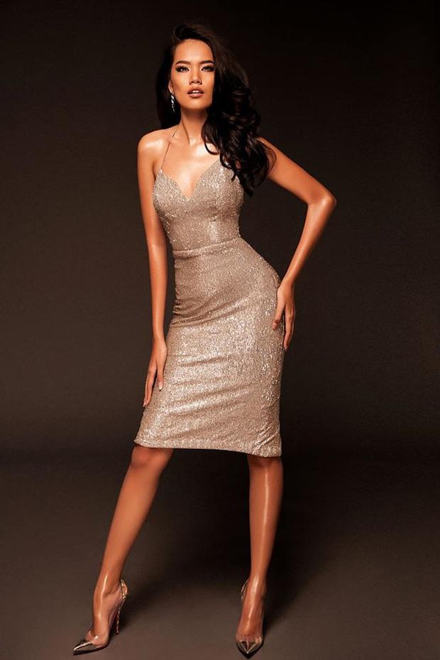 Hoàng Phương - ứng viên sáng giá của Hoa hậu Hoàn vũ VN đáp trả khi bị nói bắt chước Catriona Gray - Ảnh 6.