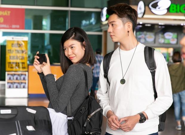 Diva Hongkong Fiona Fung tươi rói, YOUNG JAE thoáng mệt mỏi, cùng dàn nghệ sĩ châu Á đổ bộ sân bay Tân Sơn Nhất - Ảnh 10.