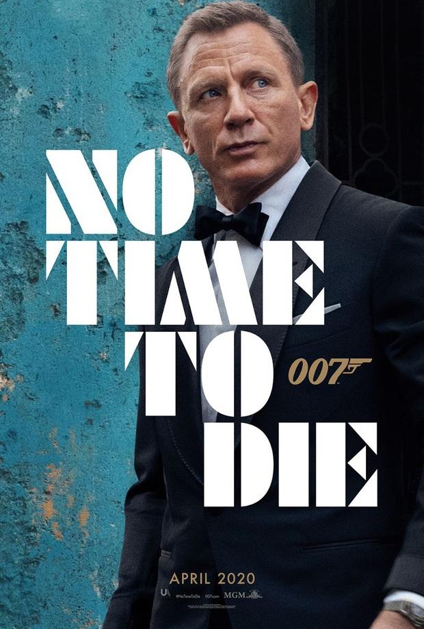 Thánh James Bond thách thức mọi quy luật vật lí trong No Time To Die - Ảnh 5.