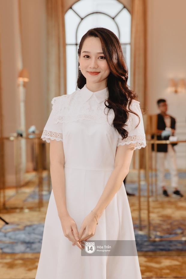 Trần Nghĩa mong khán giả bỏ qua chuyện cũ ủng hộ Mắt Biếc, Trúc Anh phân trần trước ý kiến nghi ngờ diễn xuất - Ảnh 5.