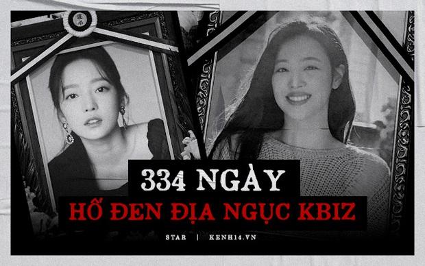 334 ngày Kbiz chìm trong hố đen địa ngục: Gần chục sao qua đời, hết tai nạn liên hoàn lại đến đồng loạt tự sát - Ảnh 1.