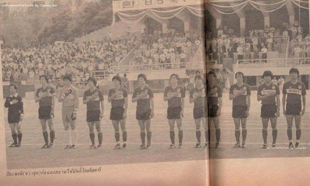 HLV Park Hang-seo và mối lương duyên kỳ lạ với người Thái - Ảnh 2.