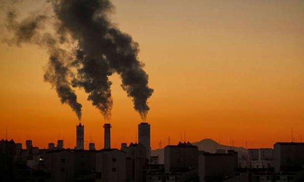 Lượng khí thải CO2 sẽ đạt mức cao kỷ lục trong năm nay - Ảnh 1.
