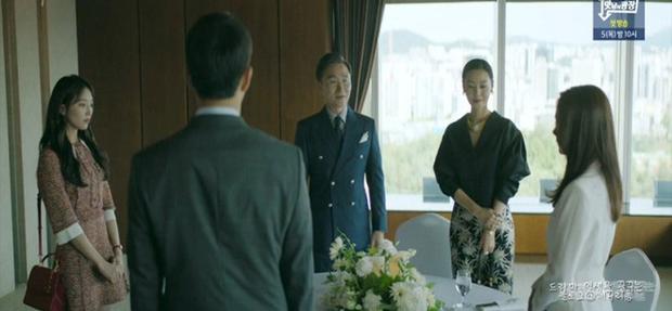 Chị em mau học Jang Nara cách dằn mặt chồng khi có vợ nhí ở Vị Khách Vip: Tôi sẽ cho anh biết thế nào là mất tất cả! - Ảnh 3.