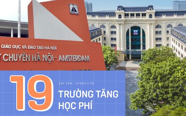 Trường THPT chất lượng cao tại Hà Nội sẽ thu học phí 5,7 triệu đồng/tháng vào năm học 2021-2020 - Ảnh 2.
