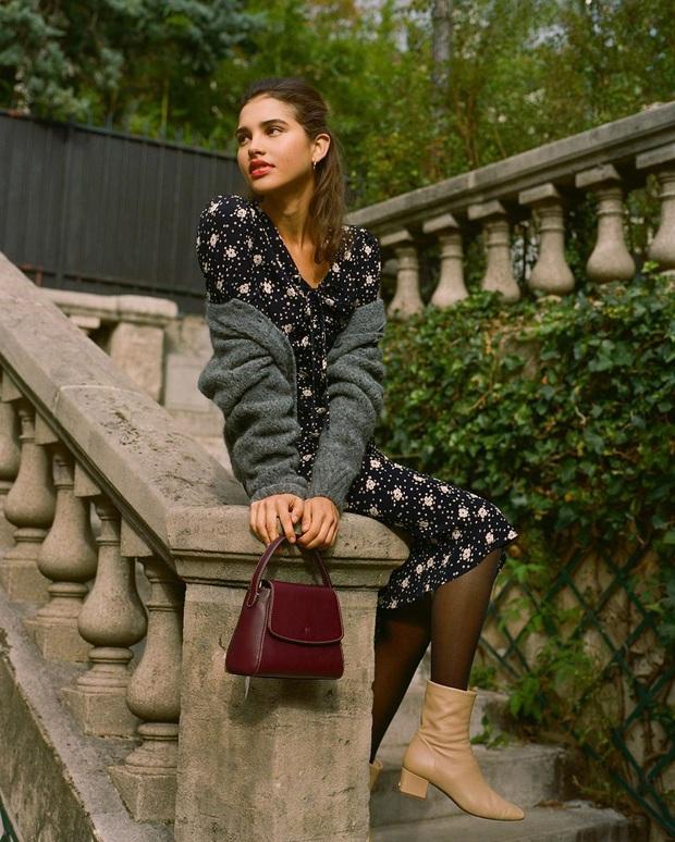 Phụ nữ Pháp chỉ diện boots theo 4 cách sau là đã đẹp và sang trọn vẹn mùa lạnh - Ảnh 11.