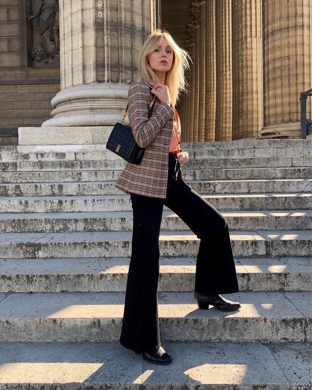 Phụ nữ Pháp chỉ diện boots theo 4 cách sau là đã đẹp và sang trọn vẹn mùa lạnh - Ảnh 7.