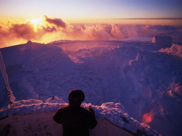"""Những nơi khắc nghiệt nhất """"như hành tinh khác"""" trên Trái Đất - Ảnh 8."""