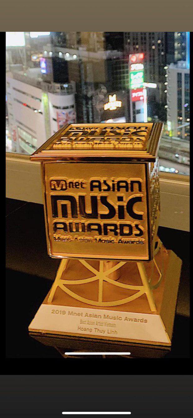 MAMA 2019: Hoàng Thuỳ Linh là Nghệ sĩ xuất sắc nhất Việt Nam, Jack & K-ICM bắn tiếng Anh như gió khi lần đầu nhận giải thưởng quốc tế - Ảnh 4.