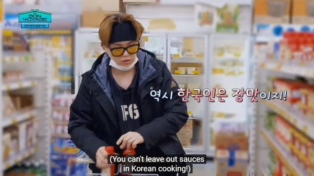 Du hí tận New Zealand nhưng BTS lại rủ nhau vào siêu thị mua toàn kimchi và mì Hàn Quốc - Ảnh 4.