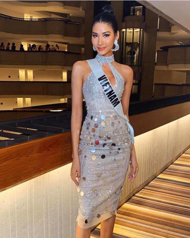 Hoàng Thùy ghi điểm với màn nói tiếng Anh như gió, được Miss Universe đăng riêng clip khiến netizen Việt không ngừng chia sẻ - Ảnh 2.