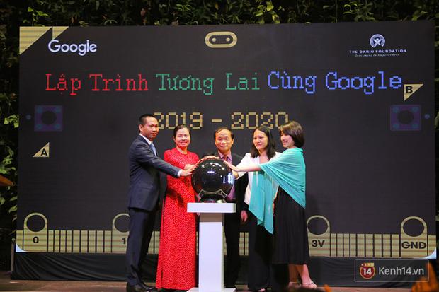 Học sinh giờ cũng biết lập trình nhoay nhoáy: Google mở dự án dạy IT miễn phí tại Việt Nam cho 150.000 học viên - Ảnh 1.