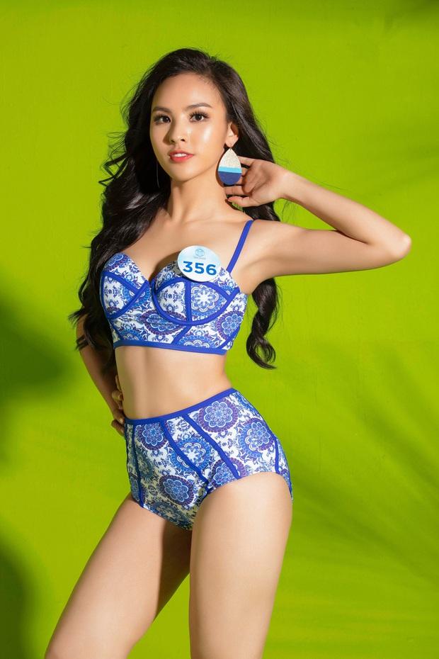 Soi info của mỹ nhân Việt chinh chiến Miss Charm International: Lột xác từ body mũm mĩm thắng giải Á khôi, bắn tiếng Anh như gió! - Ảnh 4.