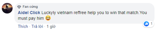 Cho Tiến Linh đá lại phạt đền, trọng tài chính trận Việt Nam - Thái Lan hứng đủ gạch đá của fan Đông Nam Á - Ảnh 3.