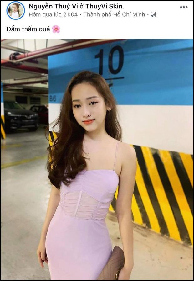 Khi các hot girl gặp phải cảnh sát chính tả: Lưu Đê Ly sai hẳn thiệp cưới, Thuý Vi trăm post như một đều mắc lỗi - Ảnh 4.
