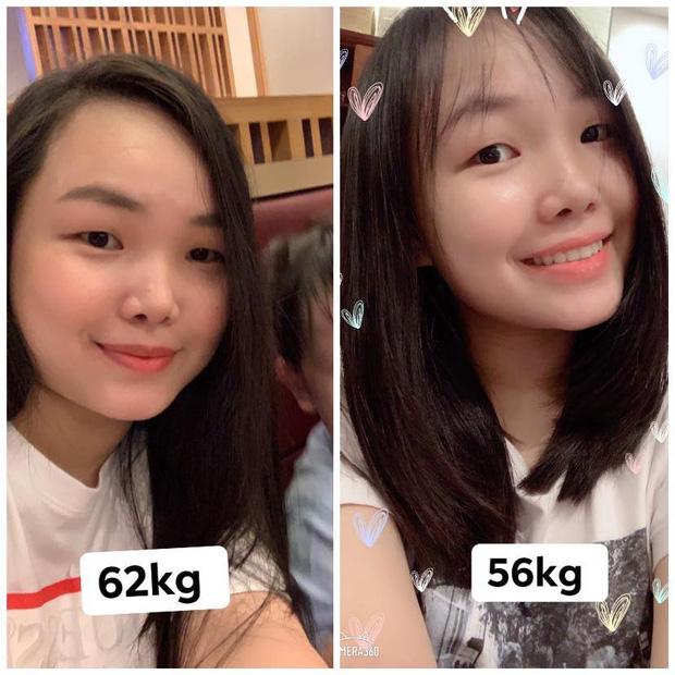 Cô bạn người Sài Gòn giảm cân nhanh trong 1 tháng, mặt nhỏ gọn lại nhờ thay đổi cách ăn truyền thống - Ảnh 1.