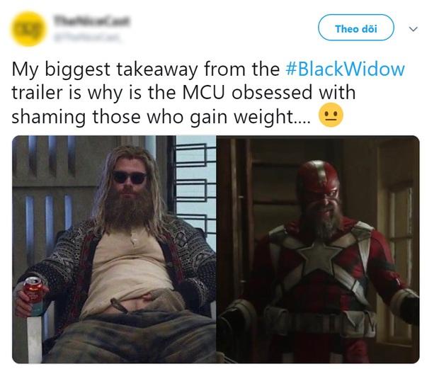 Từ ENDGAME đến Black Widow, Marvel có đem hội ú nu ú nần ra làm trò đùa? - Ảnh 5.