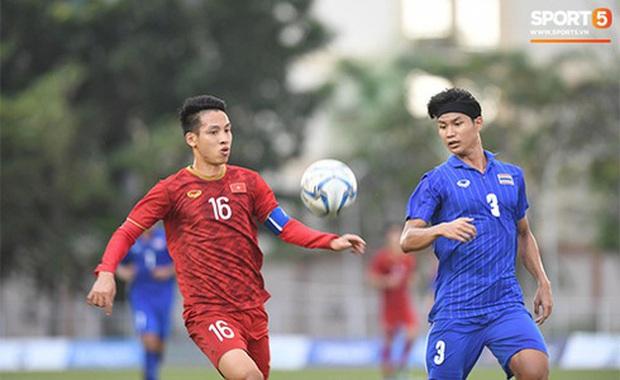 Ngọc Lan, Ngô Kiến Huy và loạt sao Vbiz dành lời động viên U22 Việt nam trước bàn thua trong hiệp 1, vỡ oà trước chiến thắng gỡ hoà với Thái Lan - Ảnh 10.