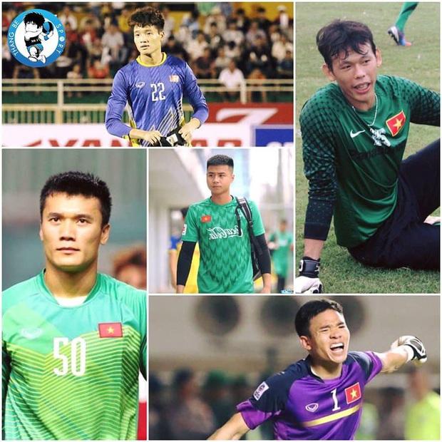 Cười lăn với loạt ảnh chế khi Việt Nam loại Thái Lan: Trọng tài đẹp trai chiếm spotlight, gây cười nhất là list thủ môn làm tăng độ khó cho game - Ảnh 5.