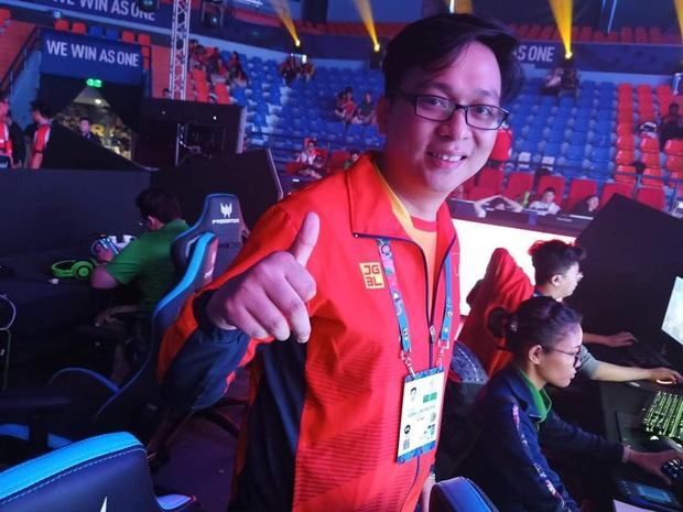 Đoàn eSports Việt gần như chắc chắn sẽ có huy chương sau ngày thi đấu đầu tiên tại SEA Games 30 - Ảnh 3.