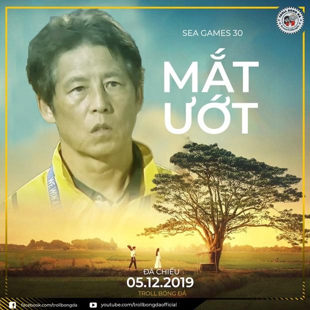 Cười lăn với loạt ảnh chế khi Việt Nam loại Thái Lan: Trọng tài đẹp trai chiếm spotlight, gây cười nhất là list thủ môn làm tăng độ khó cho game - Ảnh 9.
