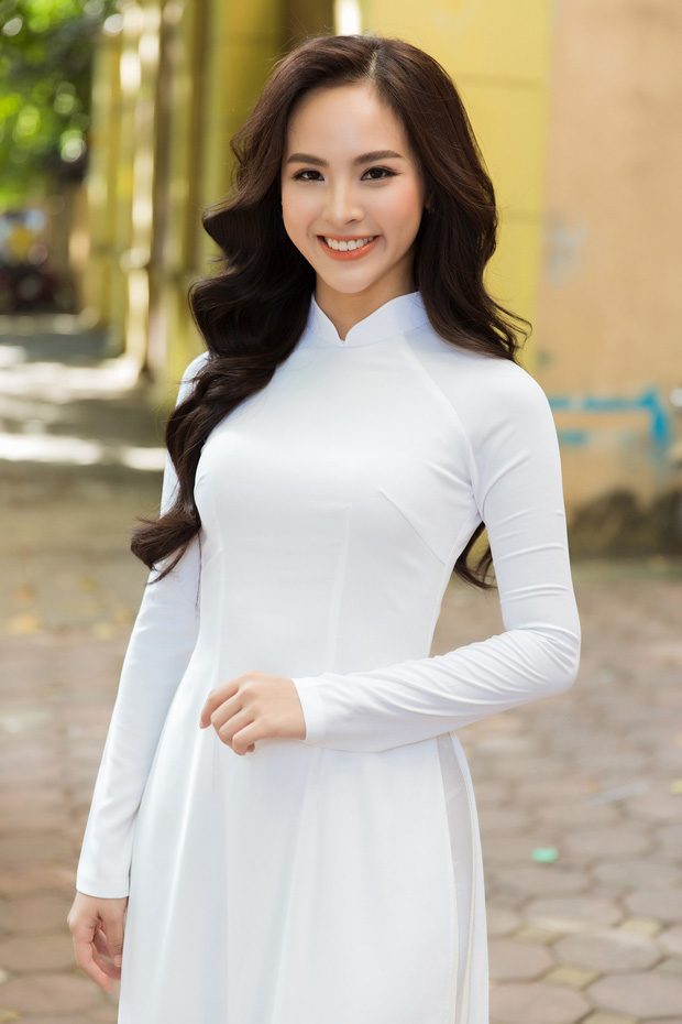 Soi info của mỹ nhân Việt chinh chiến Miss Charm International: Lột xác từ body mũm mĩm thắng giải Á khôi, bắn tiếng Anh như gió! - Ảnh 3.
