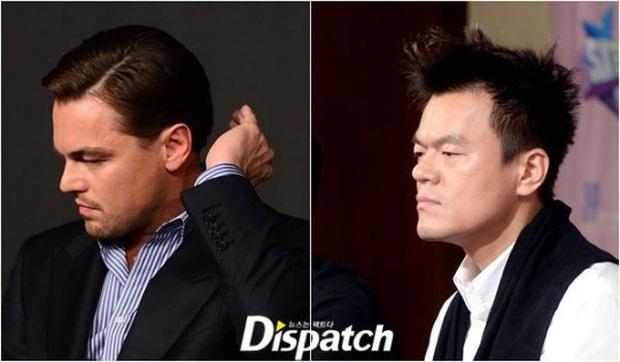Bất ngờ chưa? Nayeon (TWICE) gợi ý về nam diễn viên giống JYP và câu trả lời là... Leonardo Dicaprio - Ảnh 4.