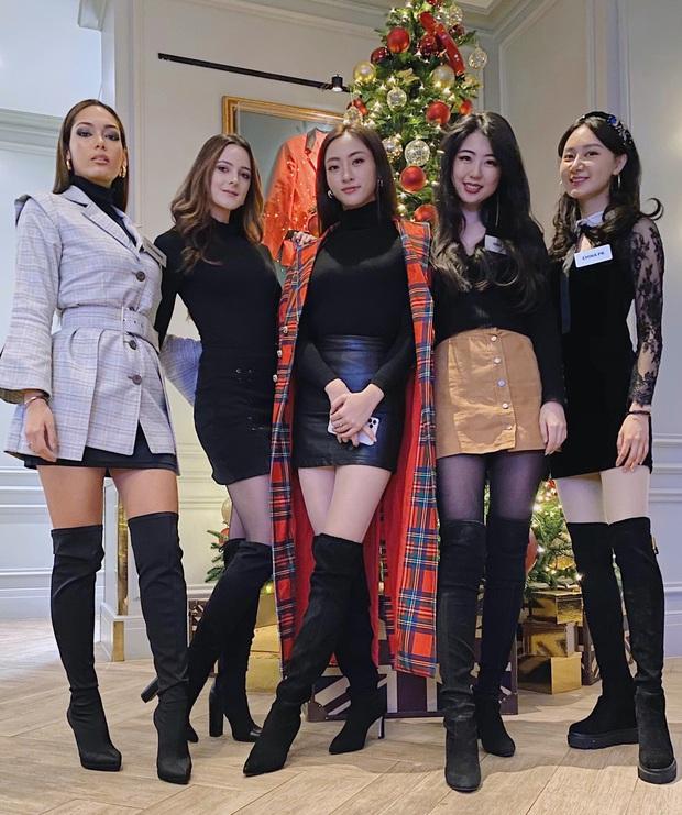 Lương Thùy Linh vươn lên dẫn đầu bình chọn tại Miss World, giữ phong độ và mang vương miện về thôi! - Ảnh 4.