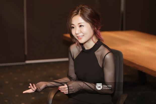 Fiona Fung - chủ nhân hit tuổi thơ Proud of You: mê mẩn Đen Vâu dù không nhớ tên bài nhạc Việt nào, rất mong muốn hợp tác trong tương lai! - Ảnh 7.