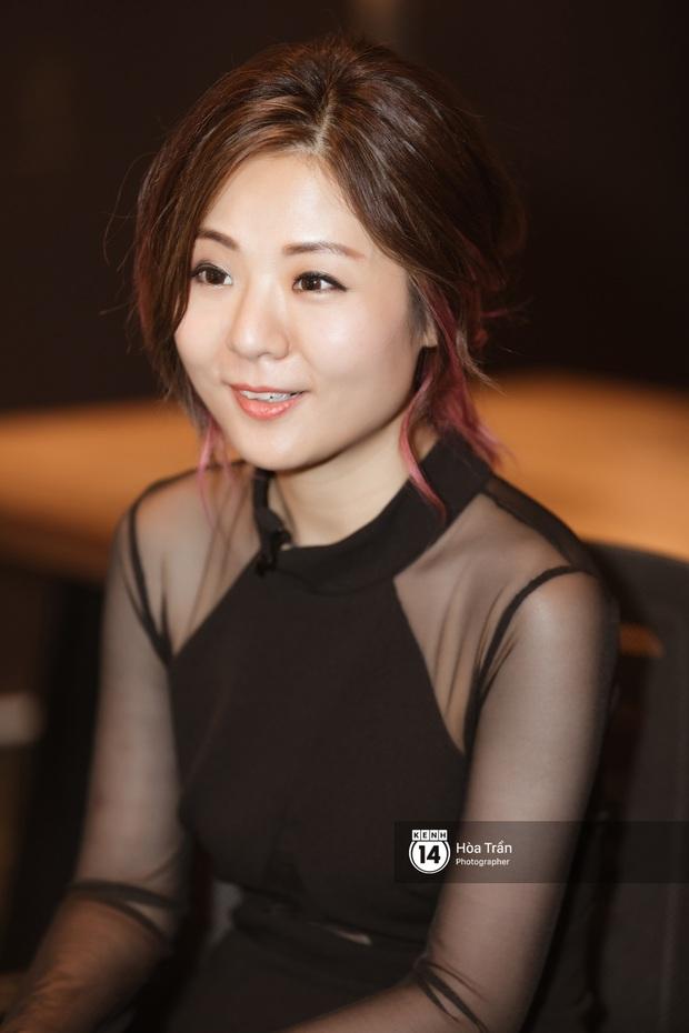 Fiona Fung - chủ nhân hit tuổi thơ Proud of You: mê mẩn Đen Vâu dù không nhớ tên bài nhạc Việt nào, rất mong muốn hợp tác trong tương lai! - Ảnh 5.