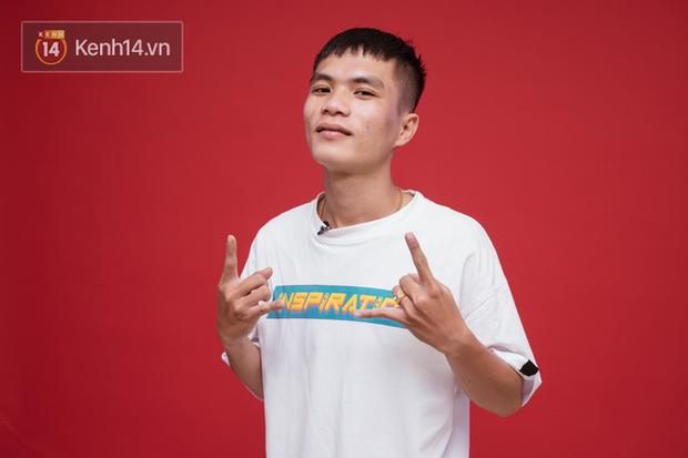 2Can: Nếu không làm rapper thì sẽ là một công nhân yêu hiphop, chỉ muốn rap những thứ vui vẻ vì cuộc sống đã quá nhiều mệt mỏi - Ảnh 2.