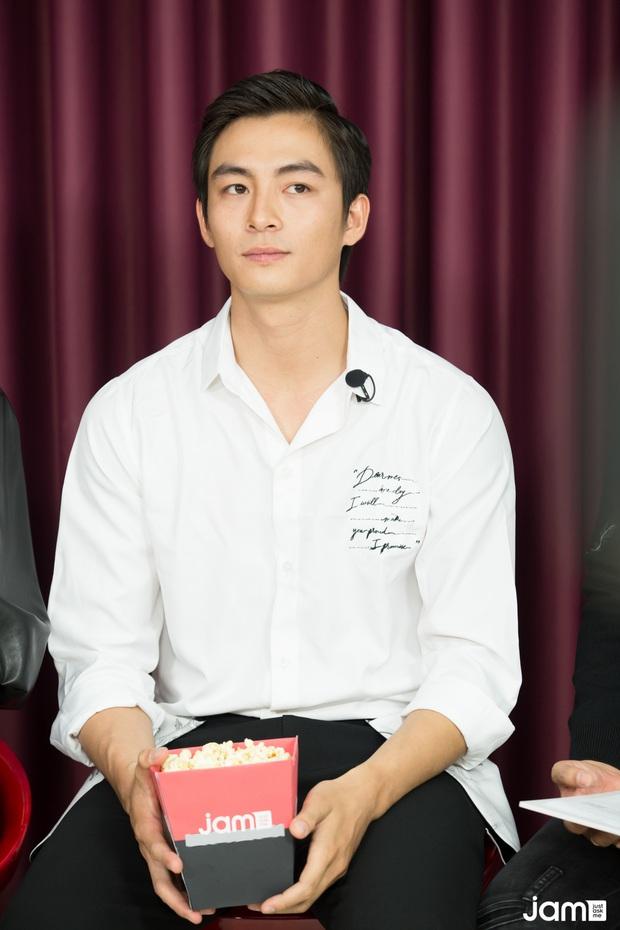 Hari Won điếng người đến mức đỏ mặt nhìn Oppa Phiền Quá Nha Park Jung Min khóa môi Lãnh Thanh,  - Ảnh 6.