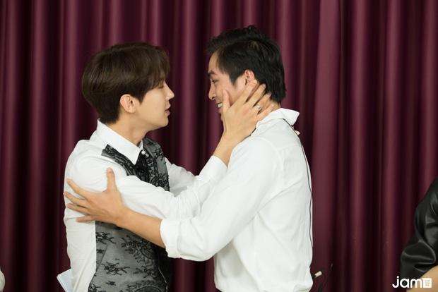 Hari Won điếng người đến mức đỏ mặt nhìn Oppa Phiền Quá Nha Park Jung Min khóa môi Lãnh Thanh,  - Ảnh 8.