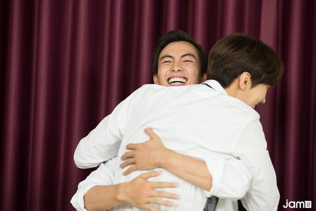 Hari Won điếng người đến mức đỏ mặt nhìn Oppa Phiền Quá Nha Park Jung Min khóa môi Lãnh Thanh,  - Ảnh 9.