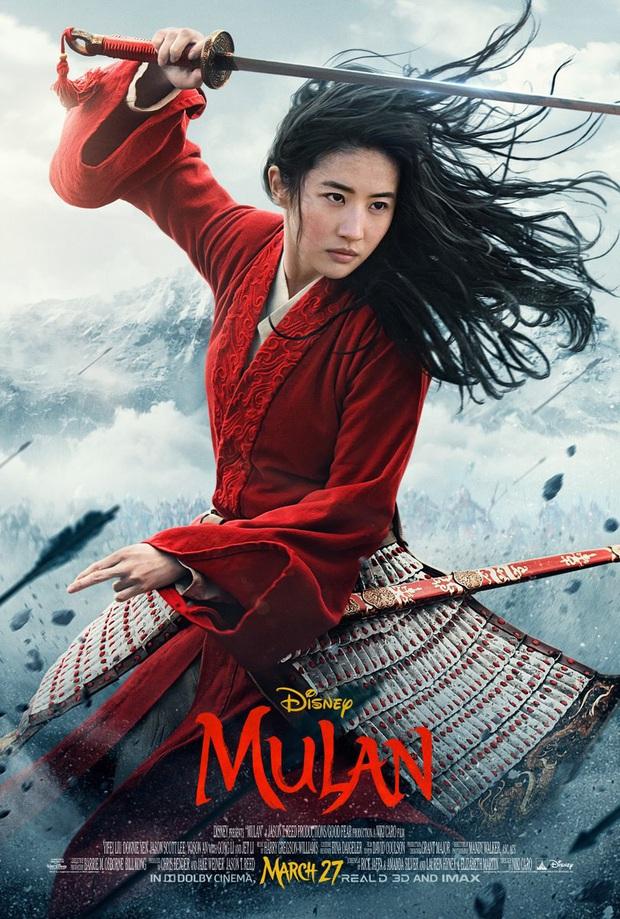 Trailer mới toanh của Mulan: Củng Lợi giật giũ chiếm sạch spotlight của Lưu Diệc Phi, ủa rồi ai là nữ chính? - Ảnh 9.
