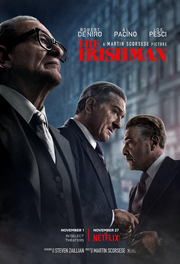 The Irishman được giới phê bình chọn là Phim hay nhất 2019, hoạt hình Pháp vượt mặt Disney - Ảnh 1.