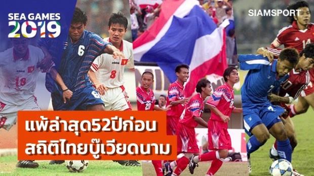 Về nước sớm sau vòng bảng SEA Games 2019, báo Thái Lan viết đầy cay đắng: 52 năm rồi chúng ta mới bị loại bởi Việt Nam - Ảnh 1.