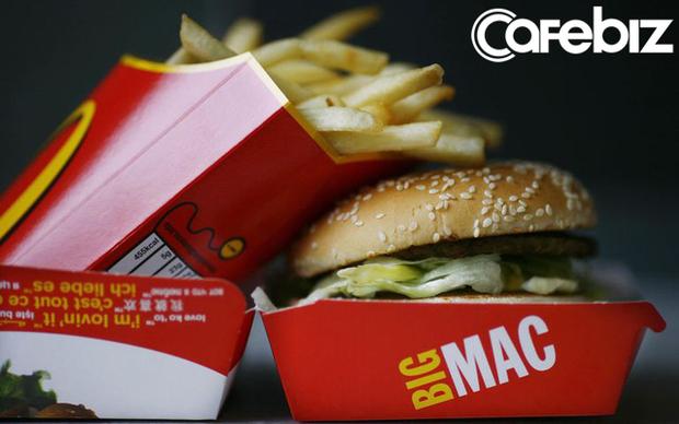 Mỗi lần vào McDonald's, khách hàng sẽ được ăn 5 'cú lừa' miễn phí: Sập bẫy từ menu đến quảng cáo giăng sẵn, bị 'dắt mũi' nhưng vẫn vui vẻ móc túi trả tiền! - Ảnh 1.
