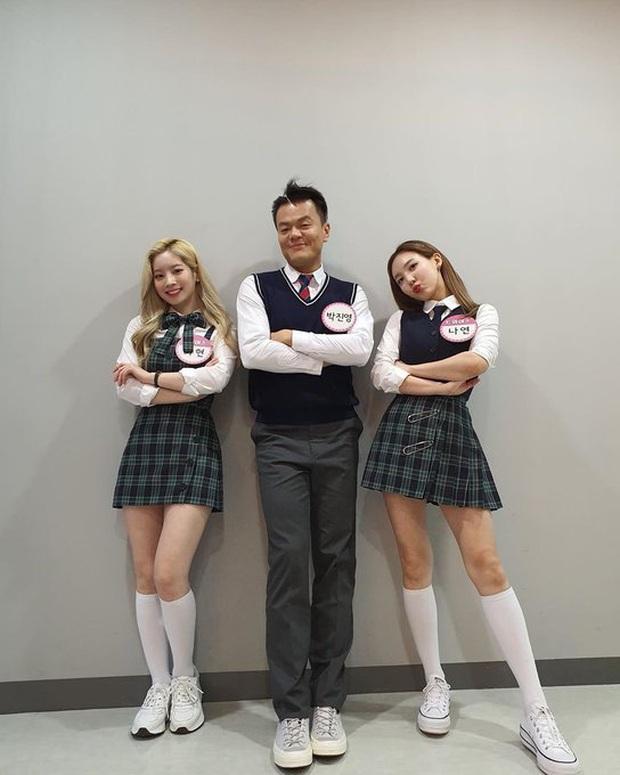 Bất ngờ chưa? Nayeon (TWICE) gợi ý về nam diễn viên giống JYP và câu trả lời là... Leonardo Dicaprio - Ảnh 1.