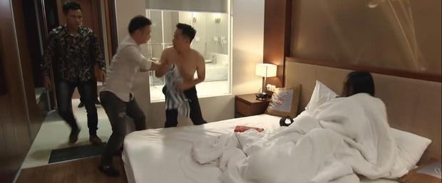 Hùng lầy (Hoa Hồng Trên Ngực Trái) lại ngủ với bồ của sếp, lần này bị đánh má nhận không ra rồi nhé! - Ảnh 1.